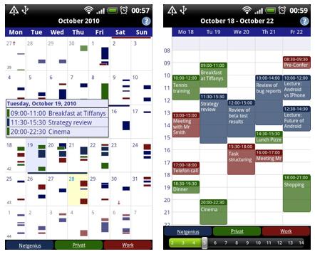 Calendario Android.La Migliore Applicazione Calendario Per Android Antielart