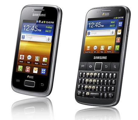 Samrtphone Android Dual Sim Samsung