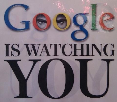 Google ti sta guardando